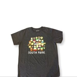 South Park T-Shirt Comedy Central Kids L